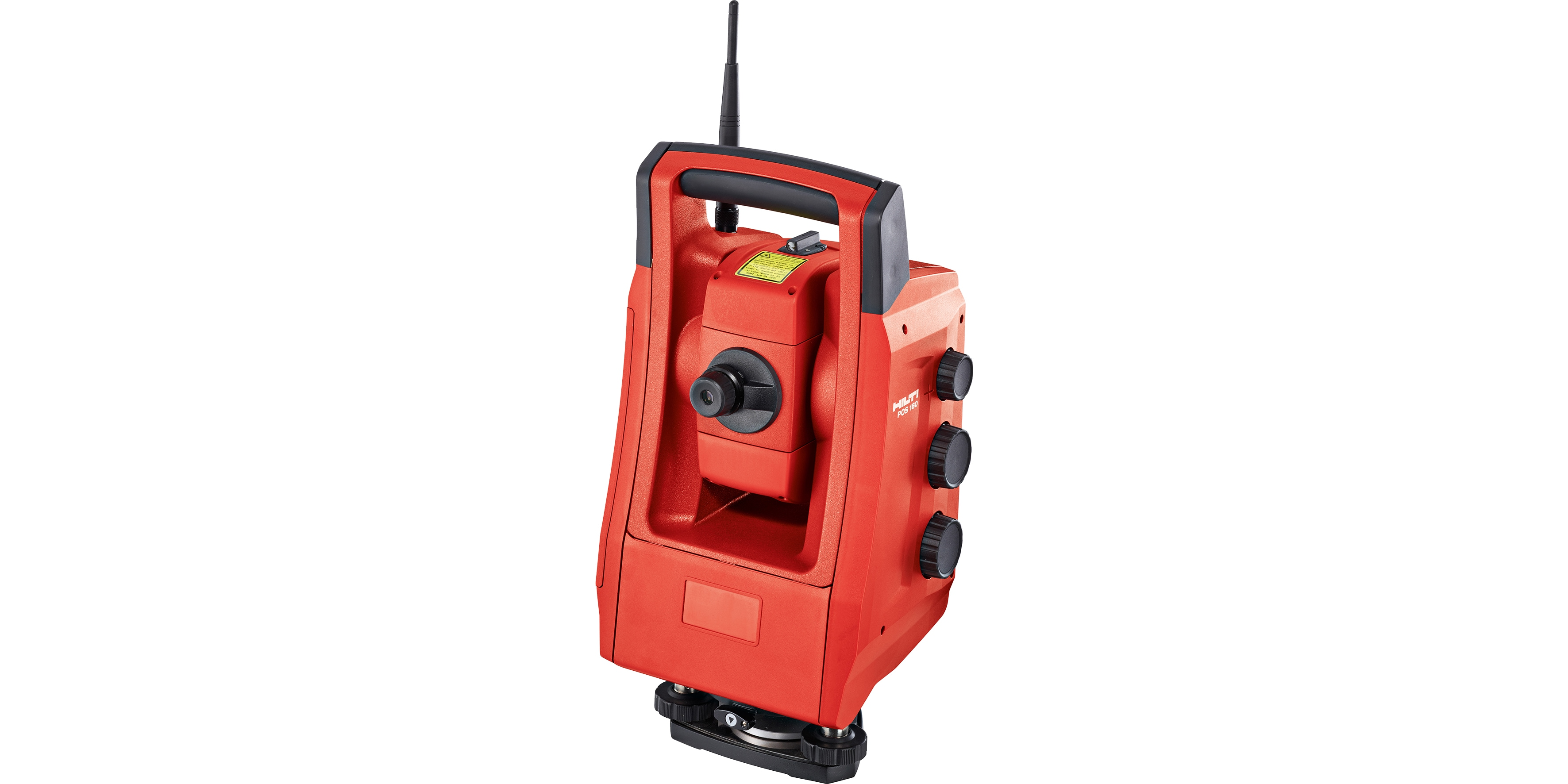 Hilti robotic total station